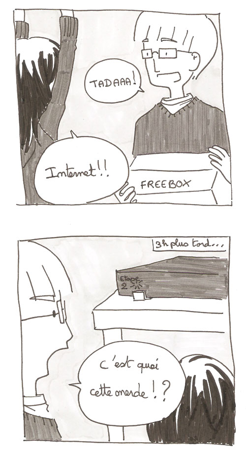 Freebox revolution